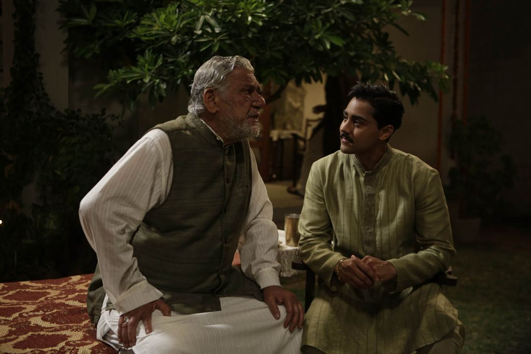 Le Dernier Vice-Roi des Indes : Photo Manish Dayal, Om Puri
