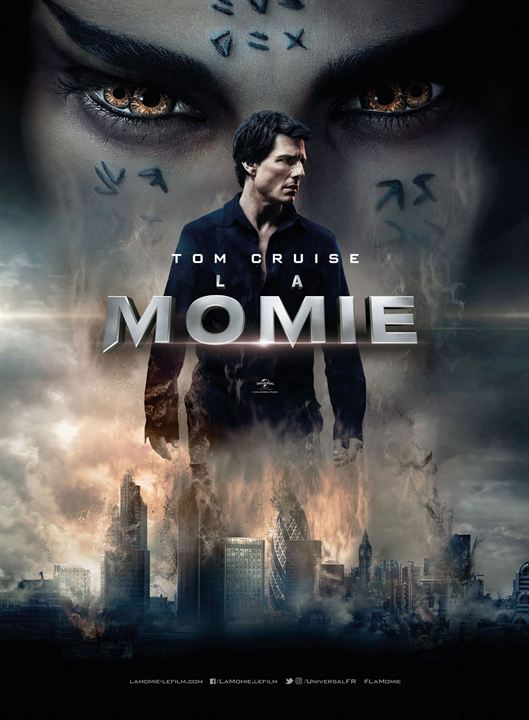 La Momie : Affiche