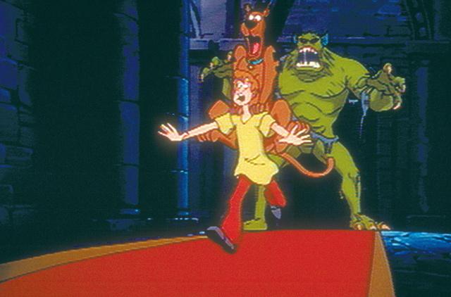 Scooby-Doo sur l'île aux zombies : Photo