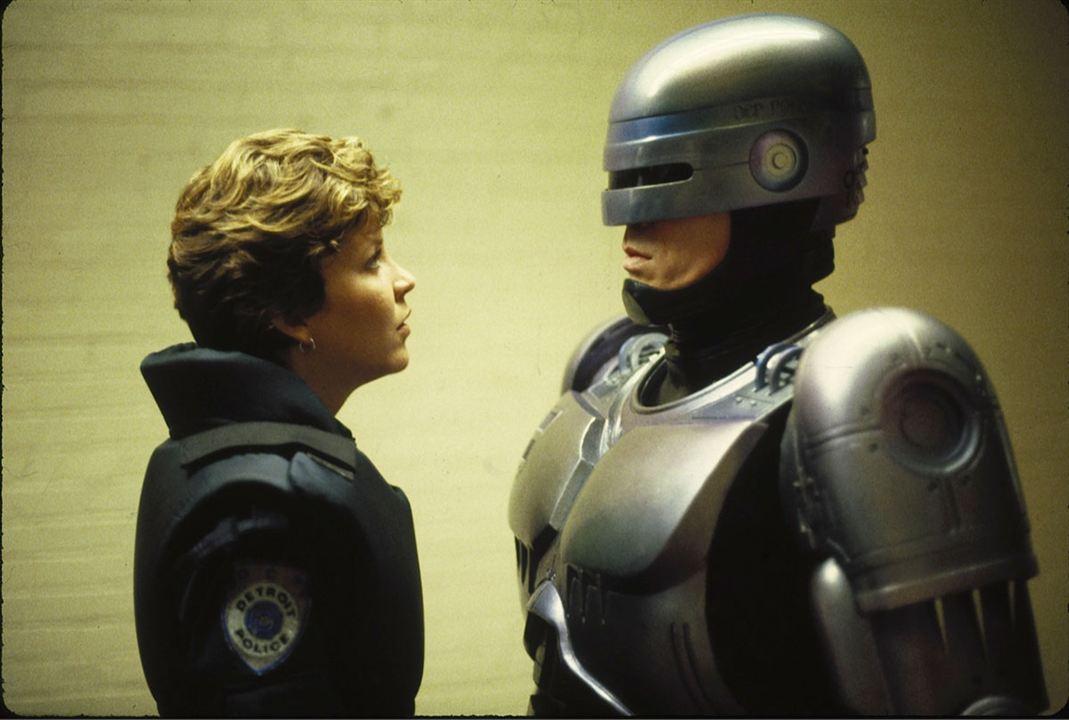 Robocop : Photo Nancy Allen, Peter Weller
