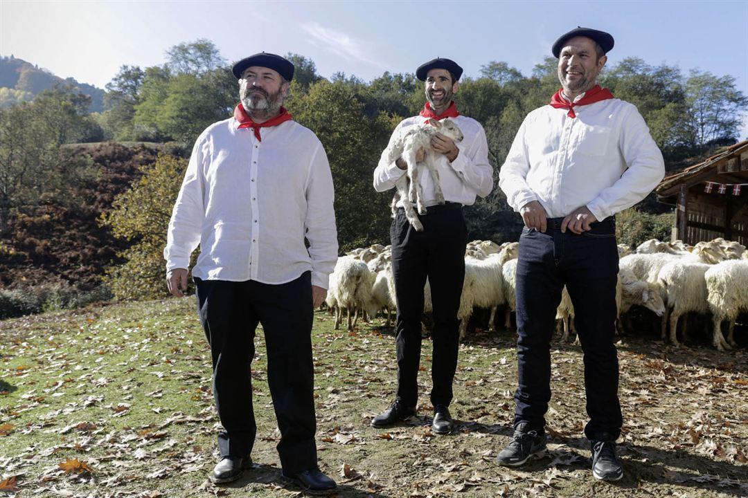 Mission Pays Basque : Photo Eric Bougnon, Ludovic Berthillot, Yann Papin