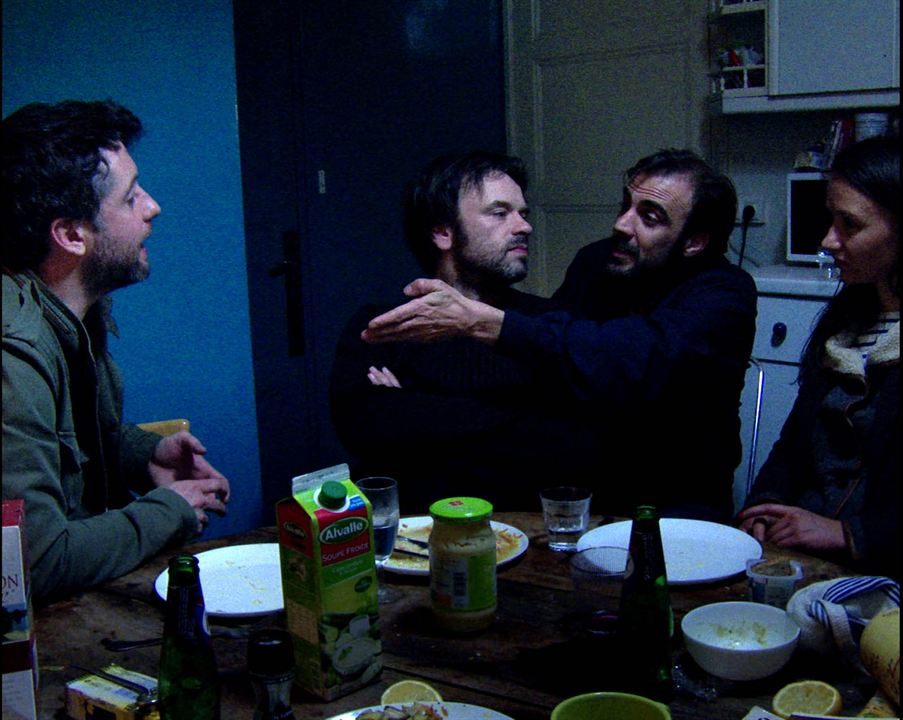 Pour le réconfort : Photo Emmanuel Matte, Laurent Papot, Pascal Reneric, Pauline Lorillard