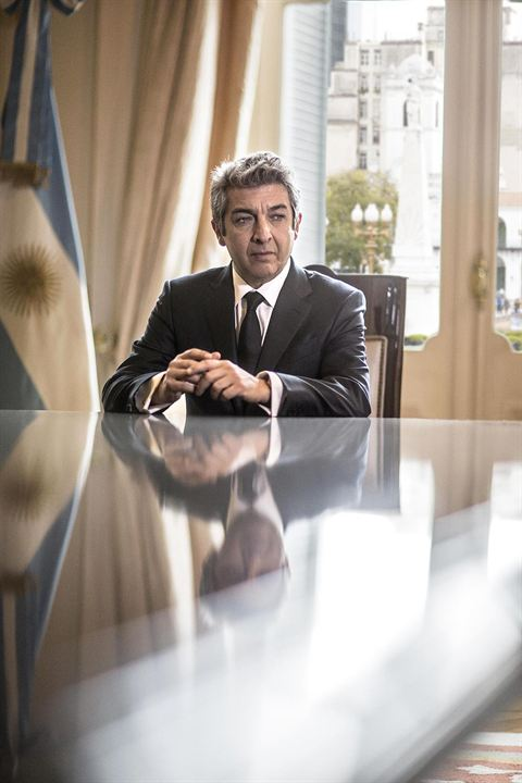 El Presidente : Photo Ricardo Darín