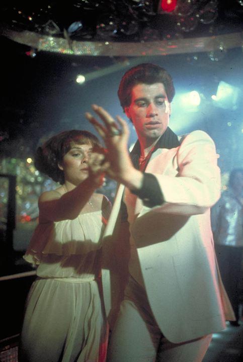 La Fièvre du samedi soir : Photo John Travolta, Karen-Lynn Gorney