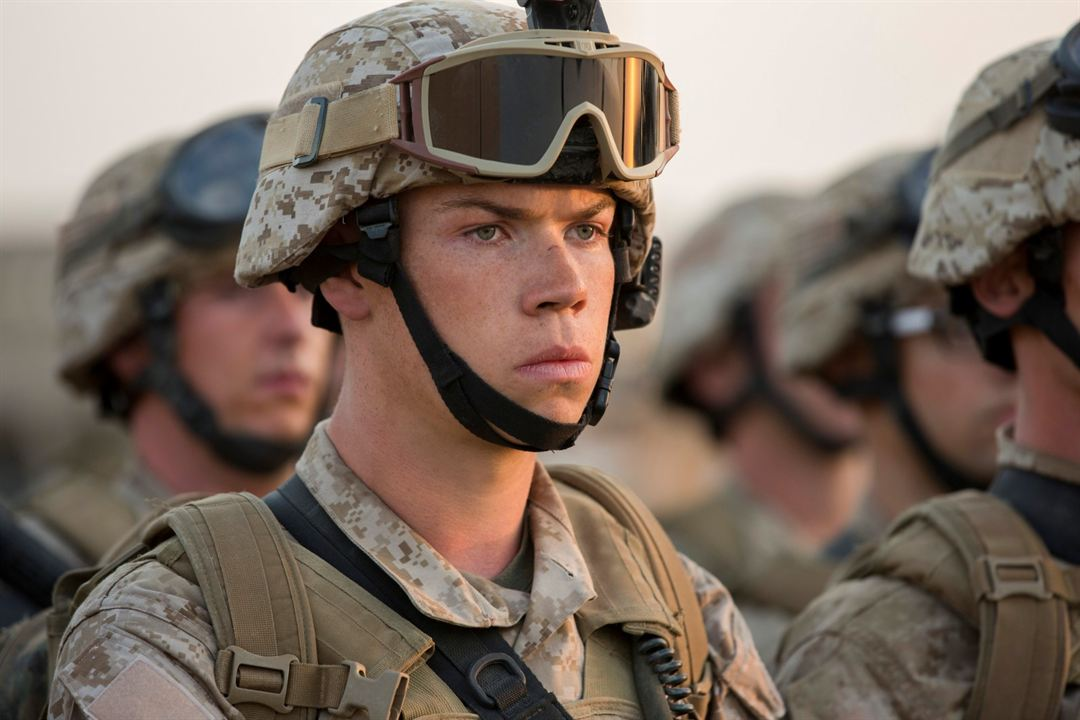 War Machine : Photo Will Poulter