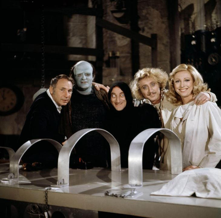Frankenstein Junior : Photo Gene Wilder, Marty Feldman, Peter Boyle