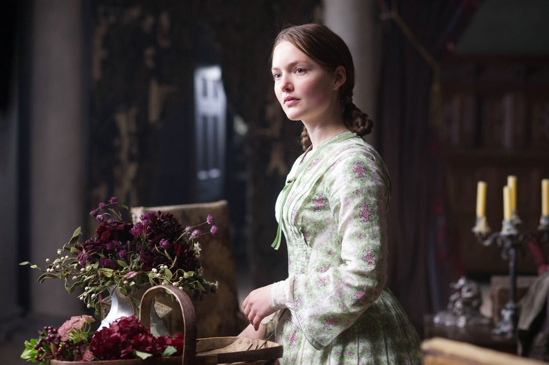 My Cousin Rachel : Photo Holliday Grainger