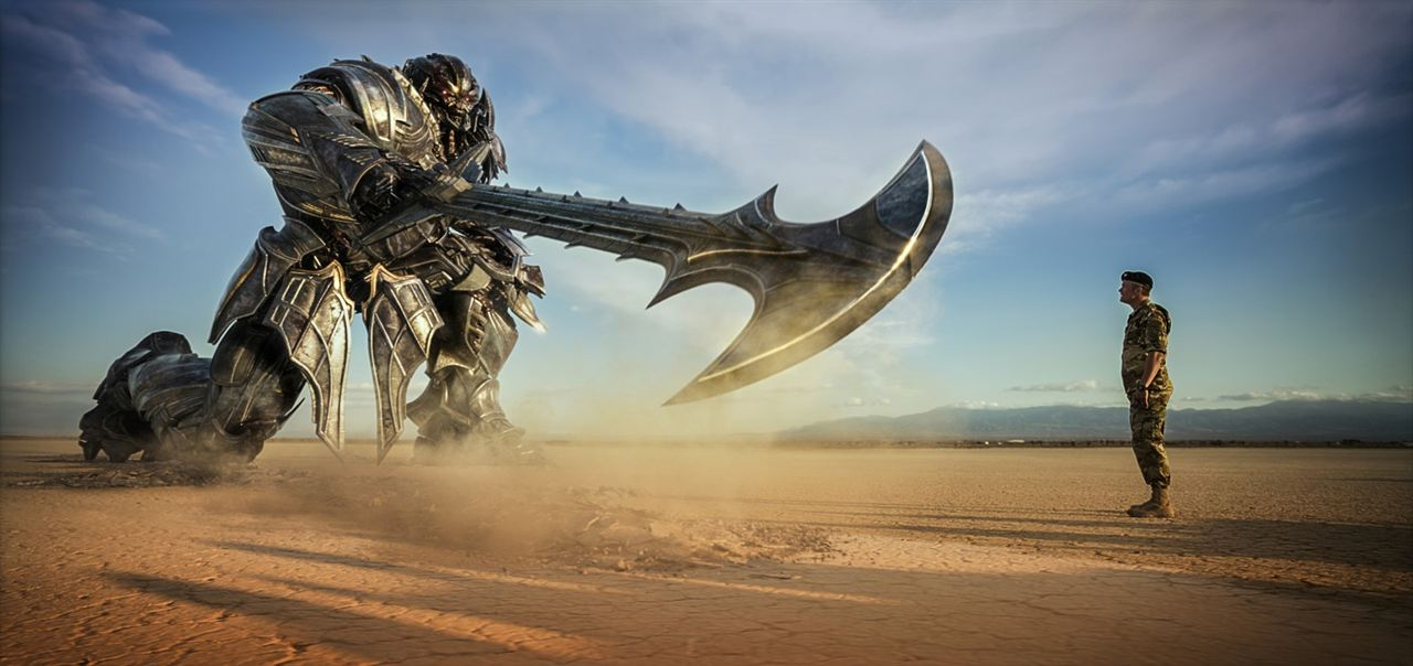 Transformers: The Last Knight : Photo Josh Duhamel