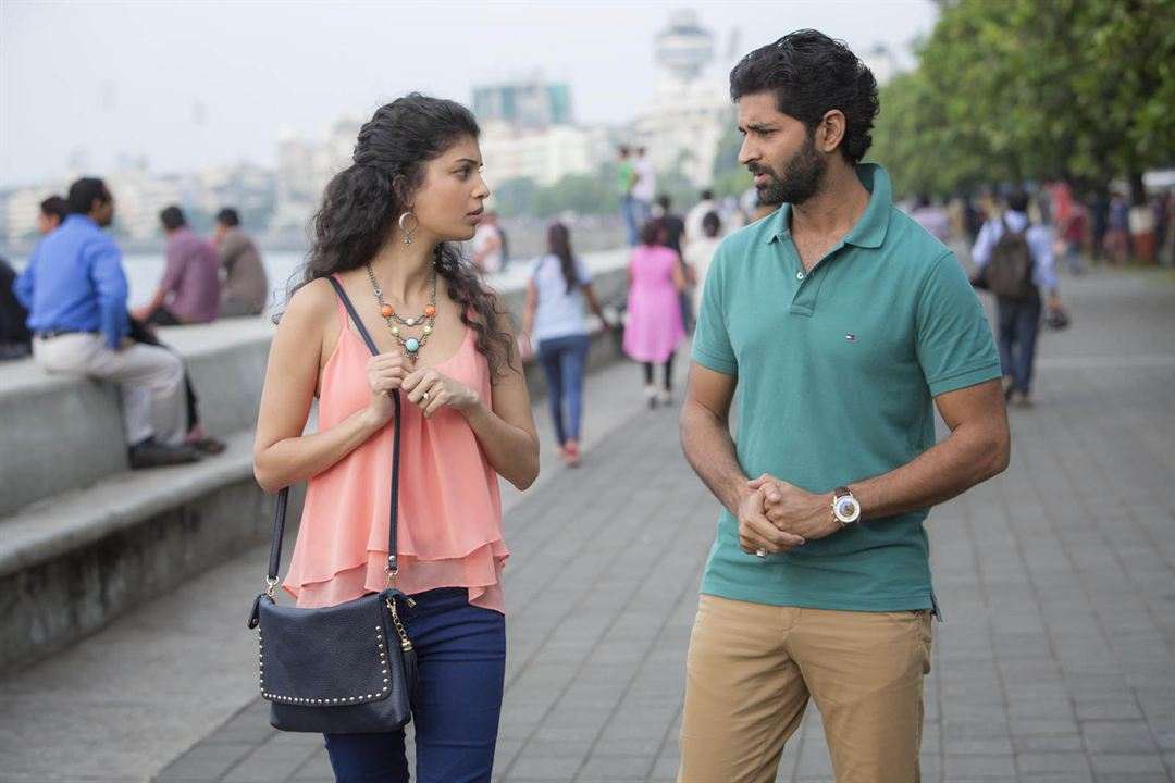 Photo Purab Kohli, Tina Desai