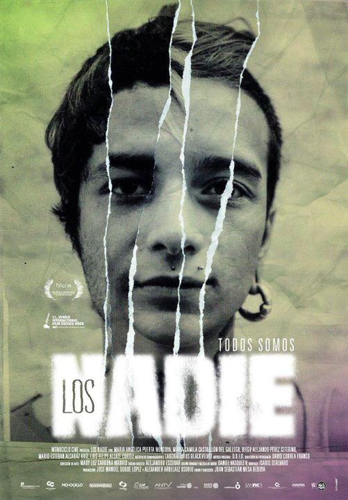 Los Nadie : Affiche