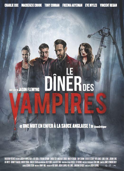 Le Dîner des vampires : Affiche