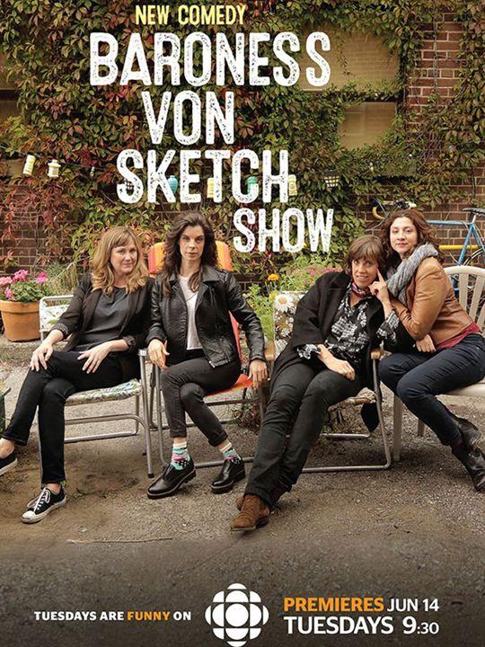 Baroness Von Sketch Show : Affiche