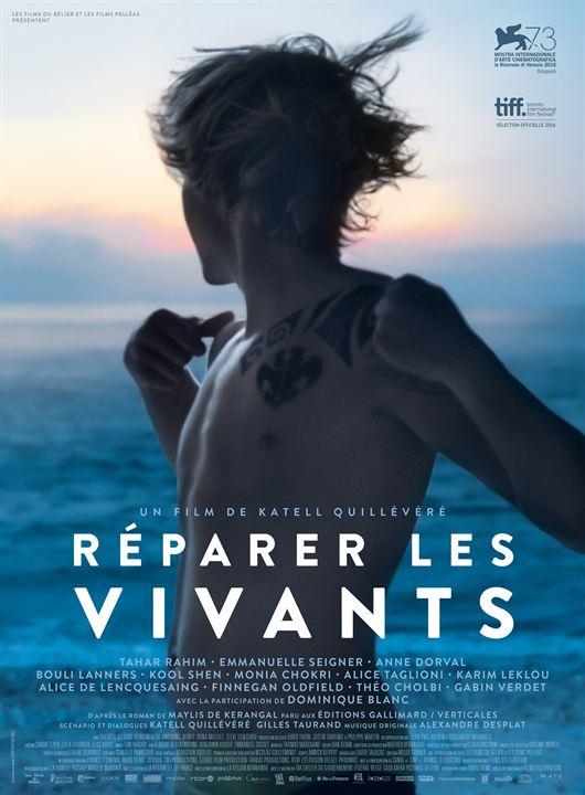 Réparer Les Vivants : Affiche