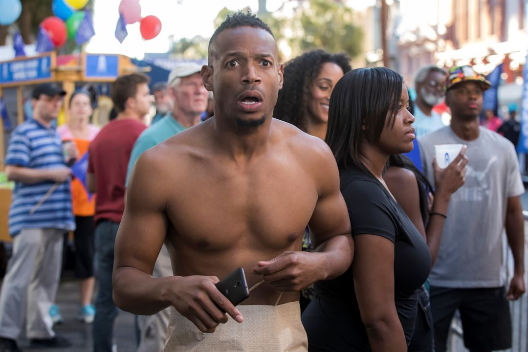 Naked : Photo Marlon Wayans