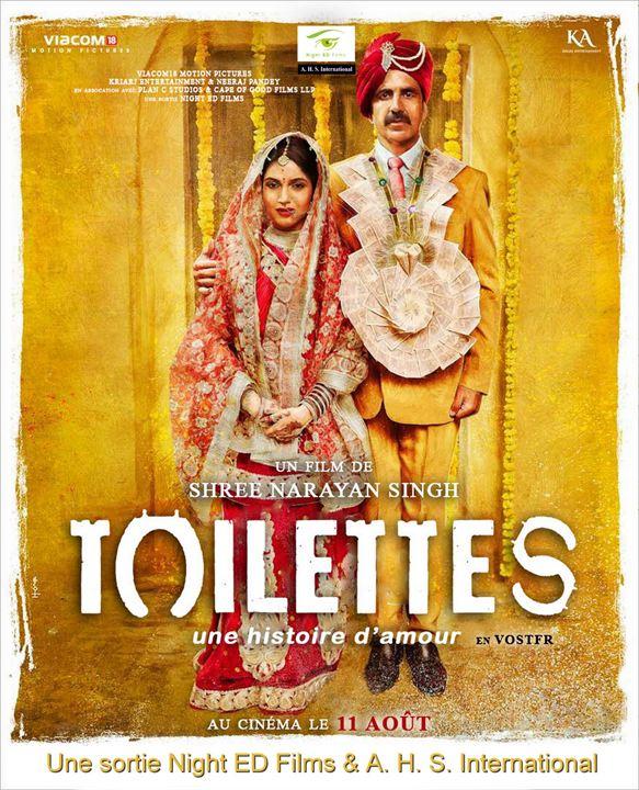 Toilettes : une histoire d'amour : Affiche