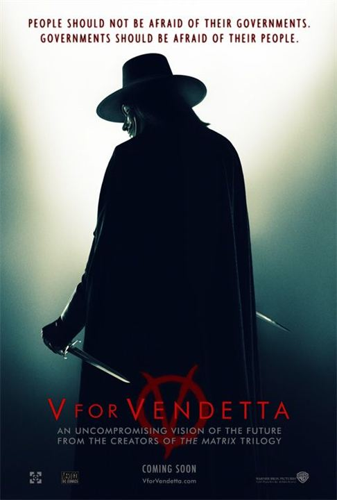 V pour Vendetta (2006) en Truefrench (RE-UP)
