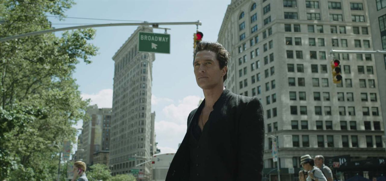 La Tour sombre : Photo Matthew McConaughey