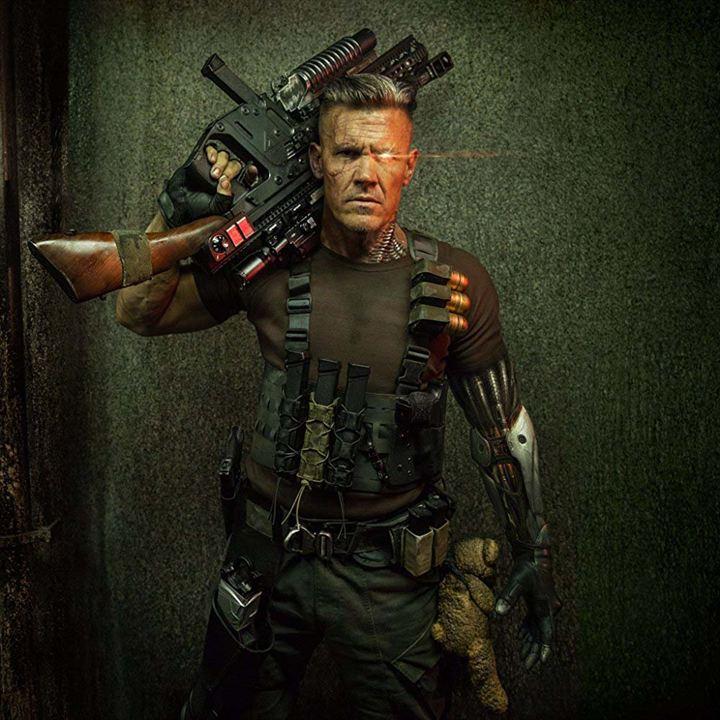 Deadpool 2 : Photo promotionnelle Josh Brolin