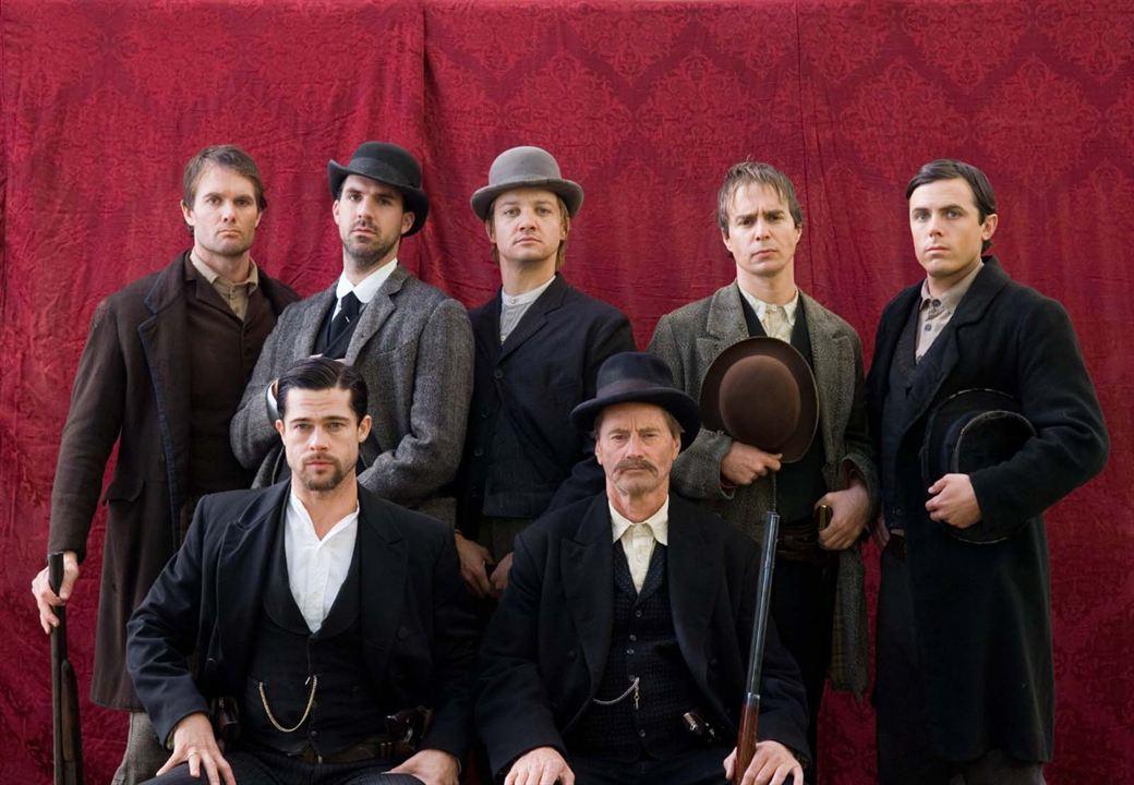 L'Assassinat de Jesse James par le lâche Robert Ford : Photo Andrew Dominik, Brad Pitt, Casey Affleck, Garret Dillahunt, Jeremy Renner