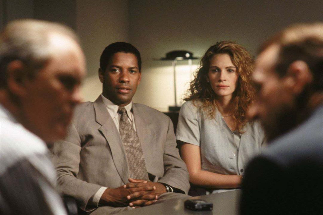 L'Affaire Pélican : Photo Denzel Washington, Julia Roberts