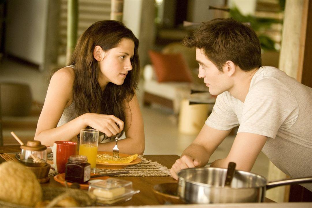 Twilight - Chapitre 4 : Révélation 1ère partie : Photo Kristen Stewart, Robert Pattinson