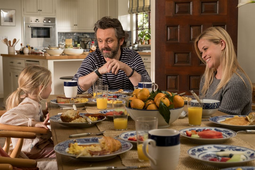 Un coeur à prendre : Photo Eden Grace Redfield, Michael Sheen, Reese Witherspoon