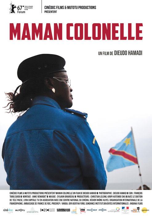 Maman Colonelle : Affiche