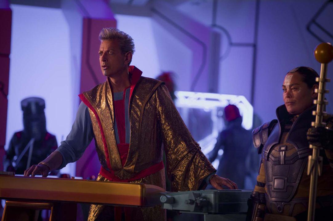 Thor : Ragnarok : Photo Jeff Goldblum, Rachel House