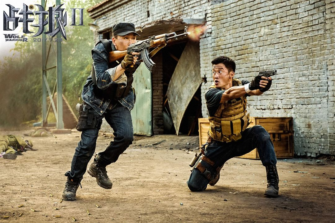 Wolf Warrior 2 : Photo Jing Wu