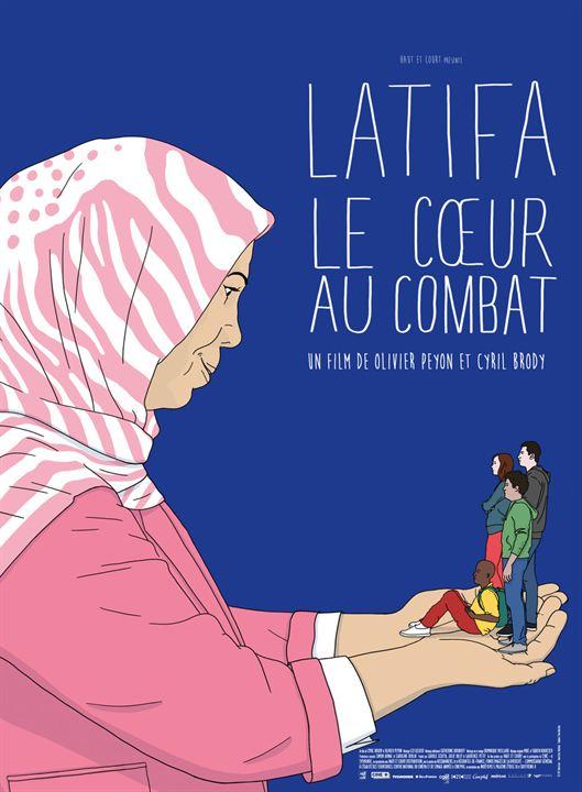 Extrêmement Latifa, le cœur au combat - film 2016 - AlloCiné EI98