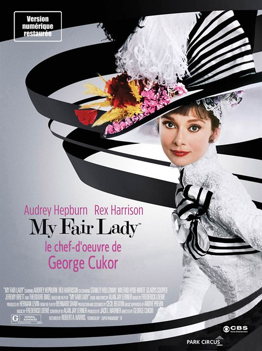 My Fair Lady : Affiche