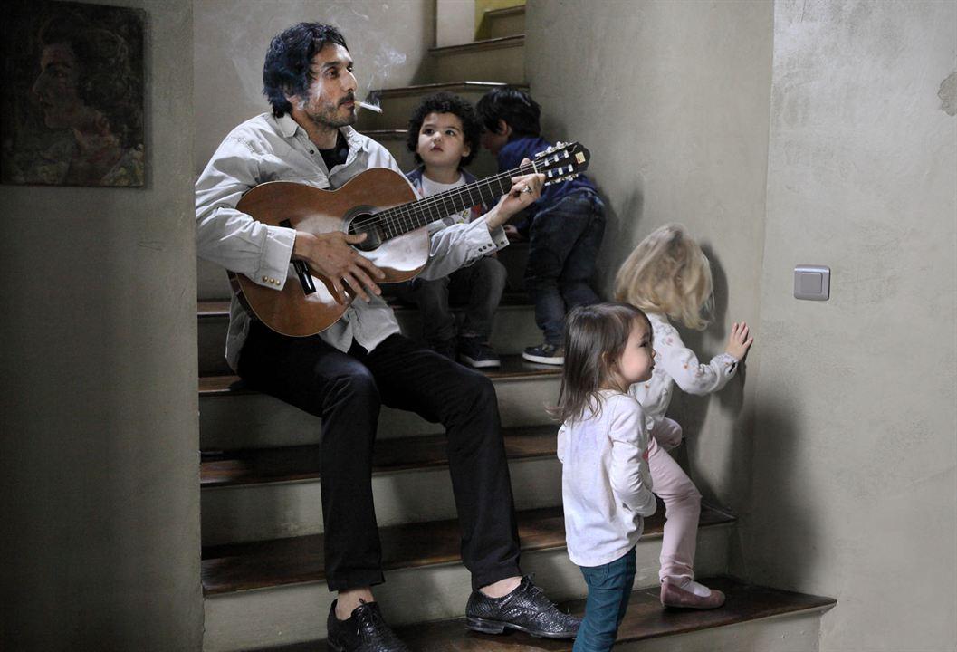 Daddy Cool : Photo Abel Mansouri Asselain, Juliette Pivolot, Maxence Chanfong-Dubois, Sarah Le Huu Nho, Vincent Elbaz