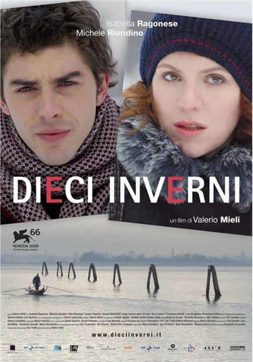 Dix hivers à Venise : Affiche