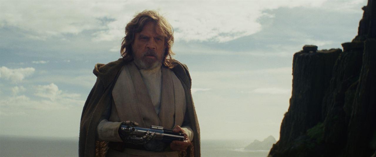 Star Wars - Les Derniers Jedi : Photo Mark Hamill