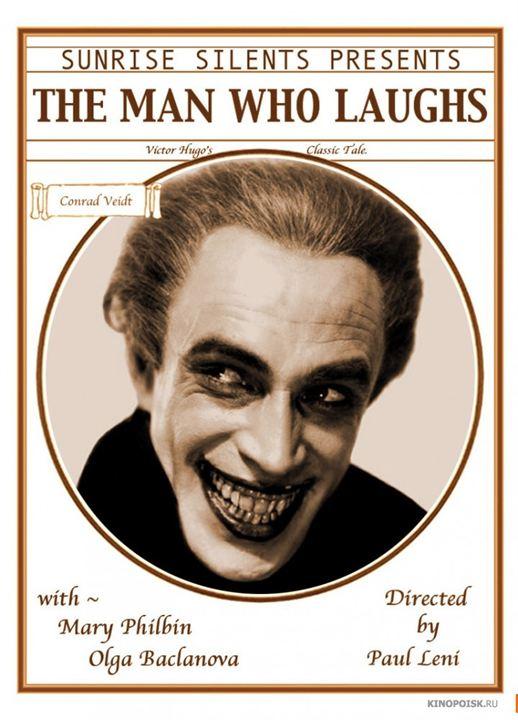 L'Homme qui rit : Affiche