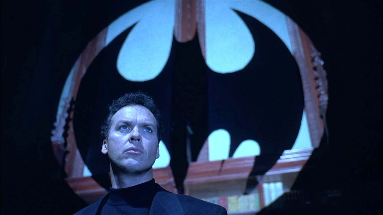Batman, le défi : Photo Michael Keaton