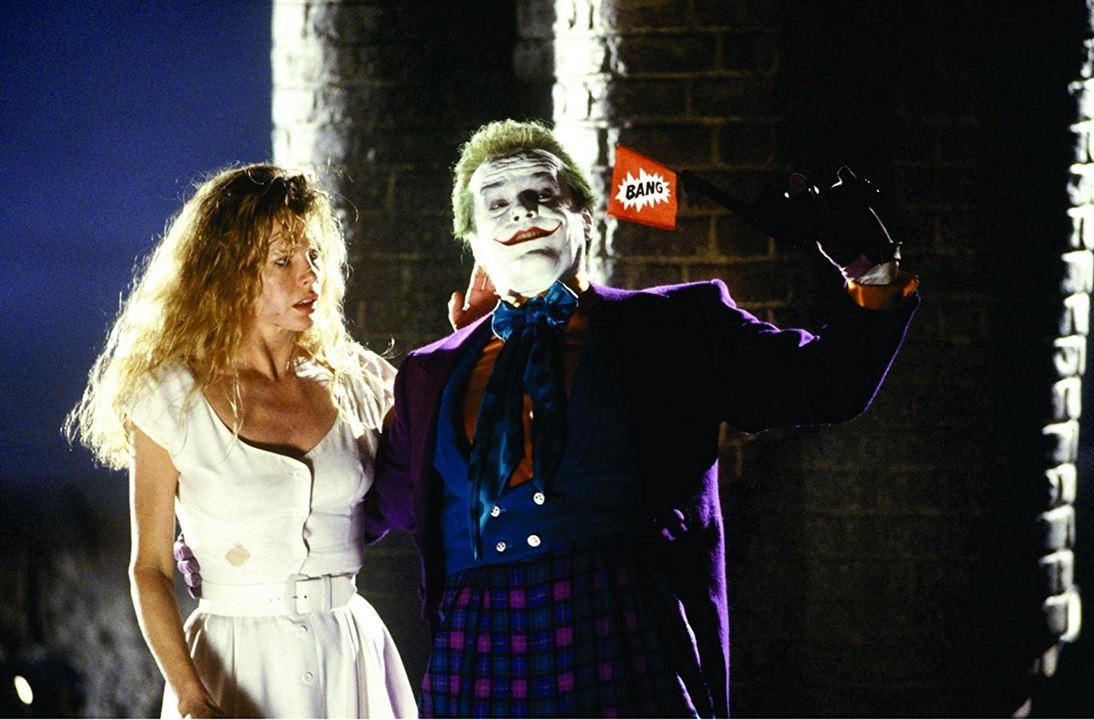 Batman : Photo Jack Nicholson, Kim Basinger