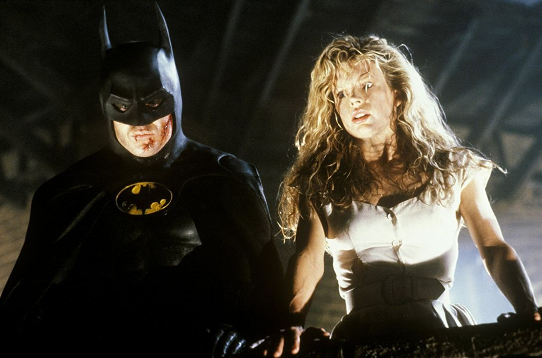 Batman : Photo Kim Basinger, Michael Keaton