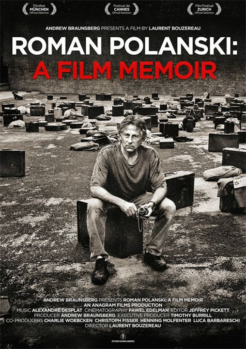 Roman Polanski: A Film Memoir : Affiche