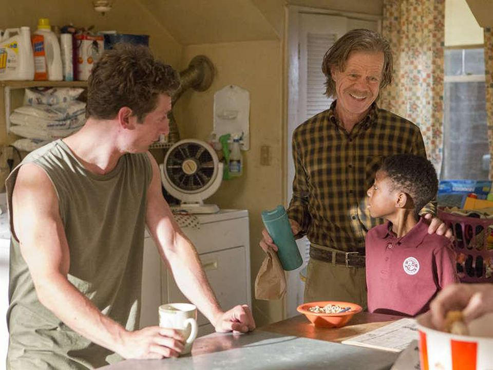 Photo Jeremy Allen White, William H. Macy