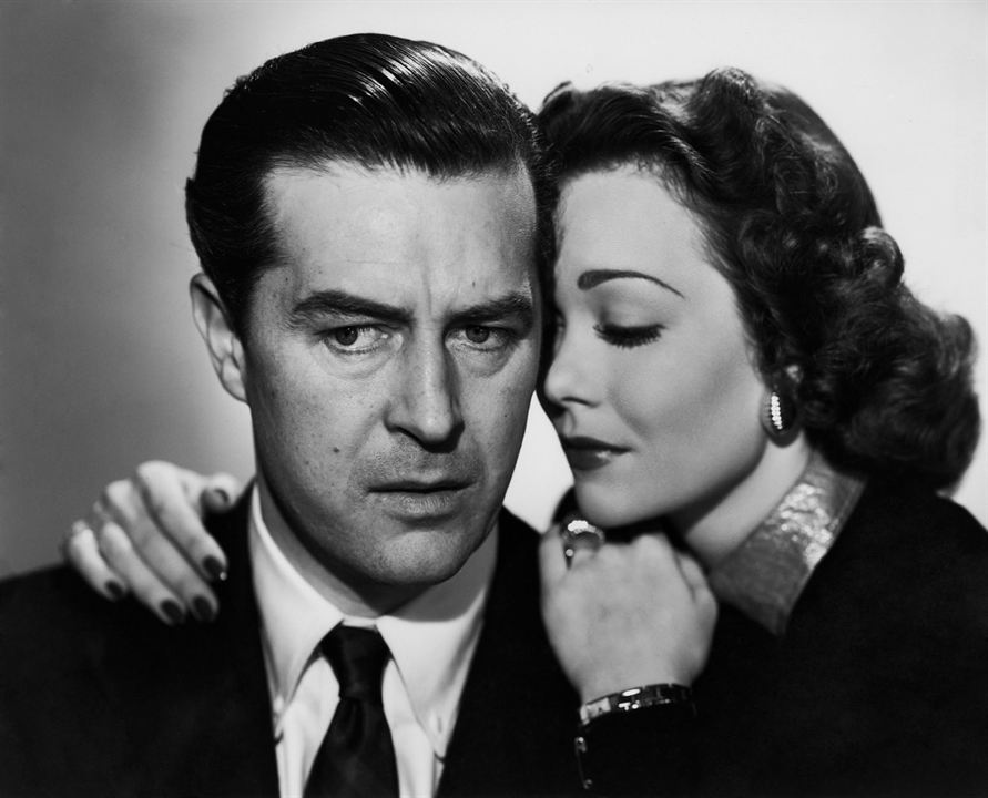 Le Poison : Photo Jane Wyman, Ray Milland