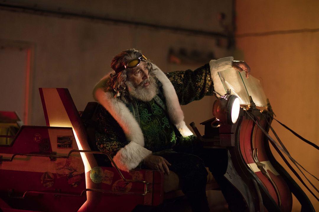Santa & Cie : Photo Alain Chabat