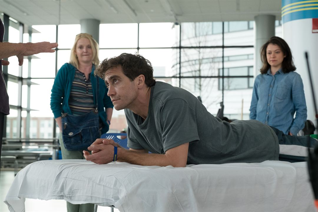Stronger : Photo Jake Gyllenhaal, Miranda Richardson, Tatiana Maslany
