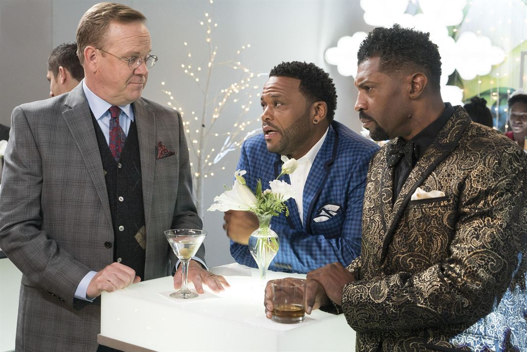 Photo Anthony Anderson, Deon Cole, Peter MacKenzie