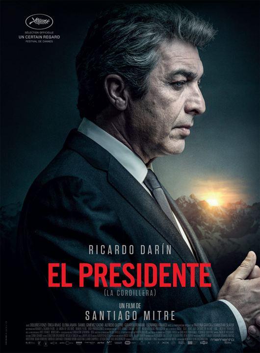 El Presidente : Affiche