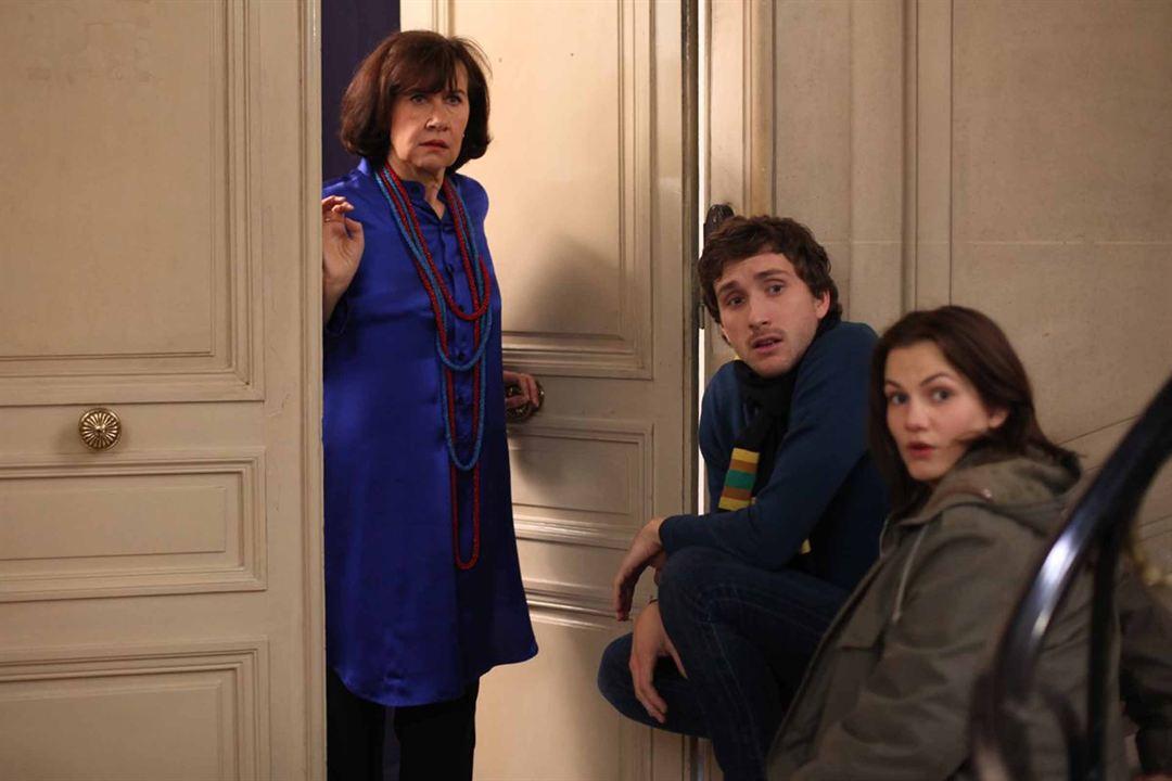 La Monnaie de leur pièce : Photo Anne Le Ny, Baptiste Lecaplain, Margot Bancilhon