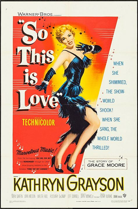 So this is love : Affiche
