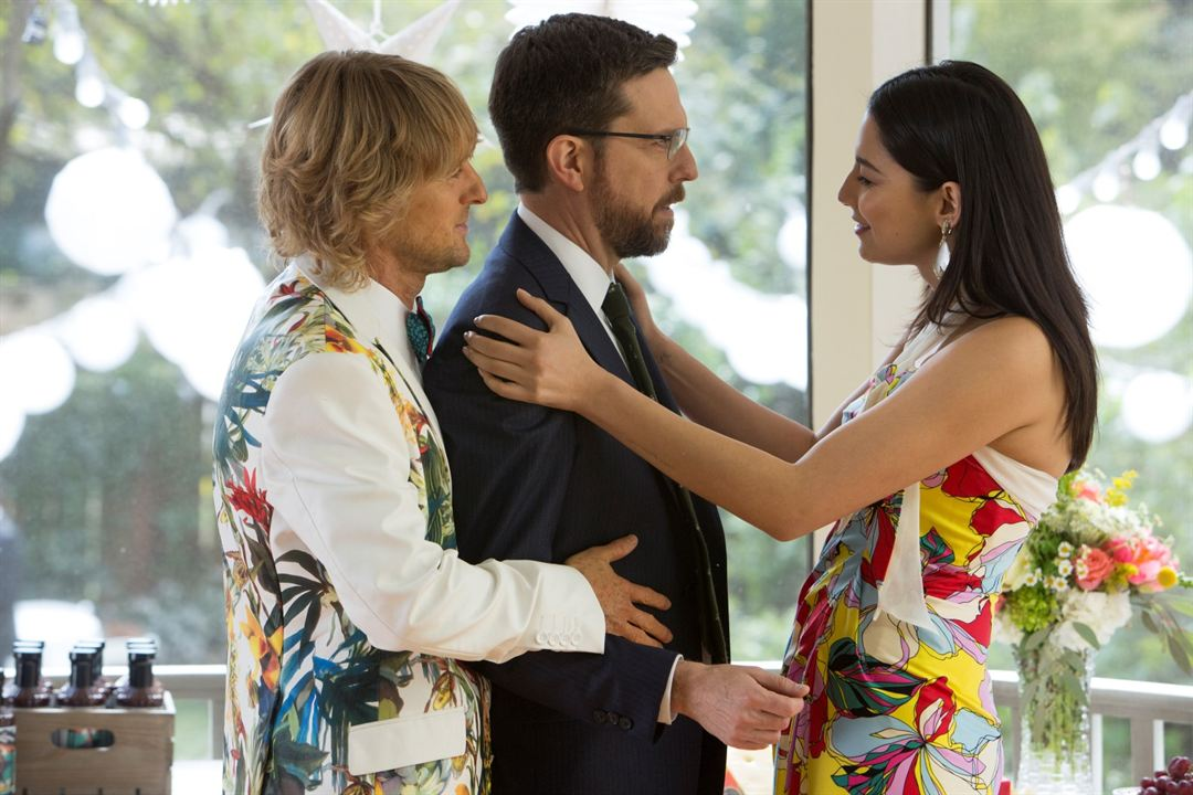Father Figures : Photo Ed Helms, Jessica Gomes, Owen Wilson