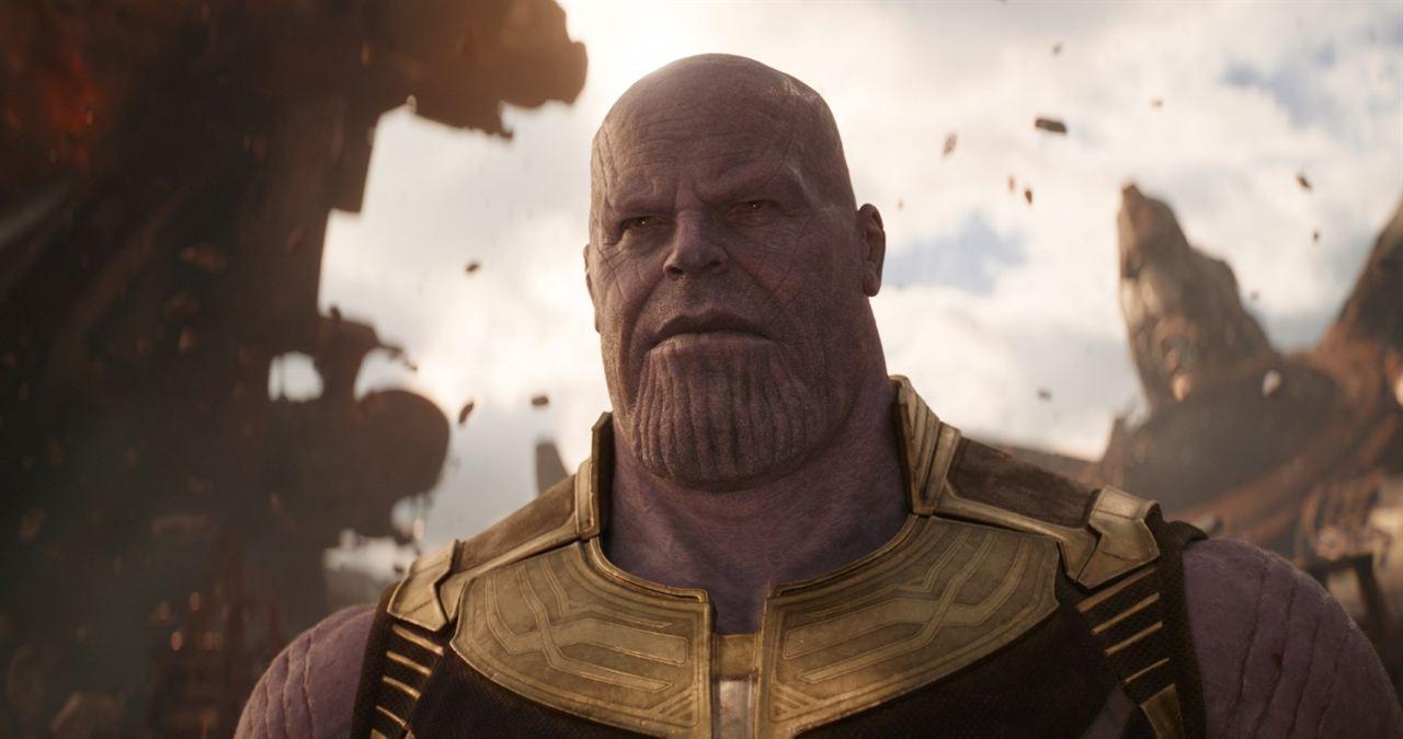 Avengers: Infinity War : Photo Josh Brolin
