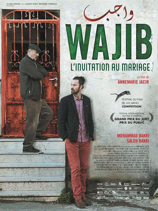 Wajib - L'invitation au mariage : Affiche